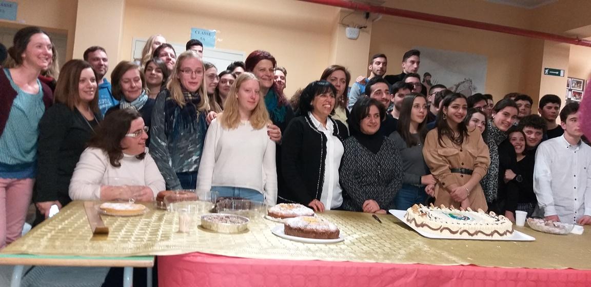 Erasmus Meeting febbraio 2019