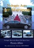 Noleggio Auto per Matrimoni