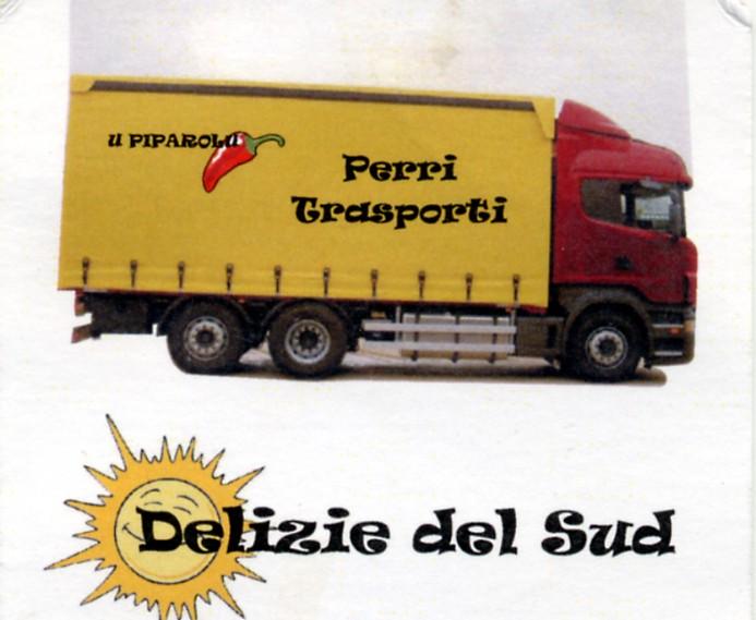 DELIZIE DEL SUD - Trasporti contoterzi in tutta Italia