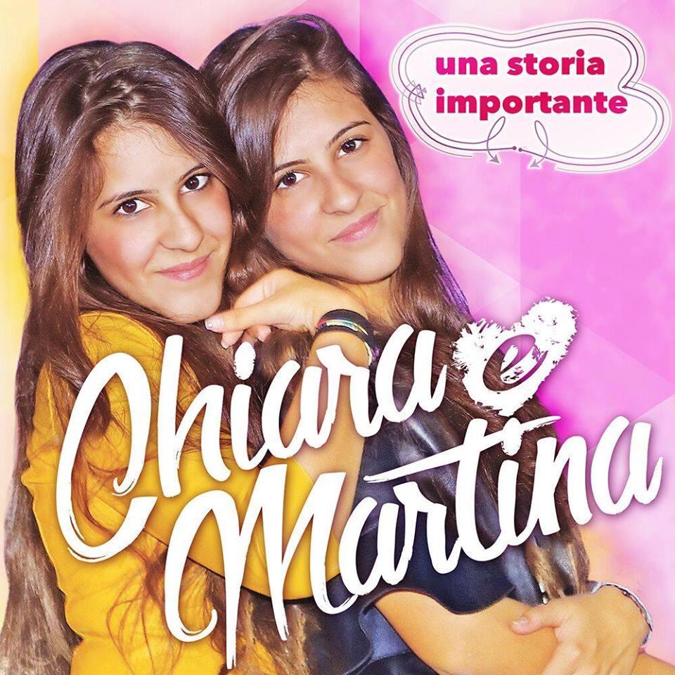 Chiara e Martina presentano l'album