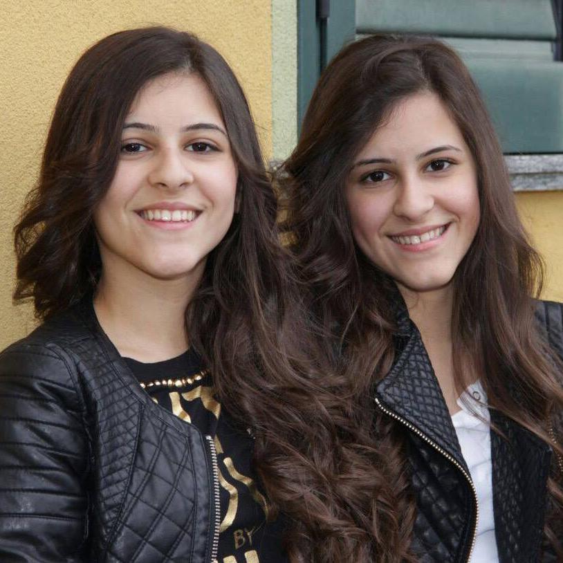 Chiara e Martina: orgogliose di aver rappresentato l'Italia